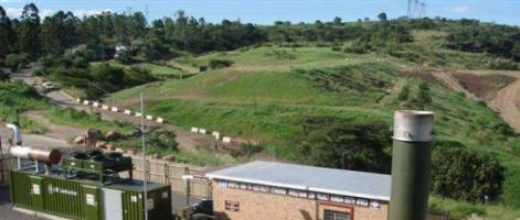 The Mariannhill 1MW landfill gas to electricity CDM project
