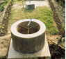 Picture 1_Biogas' infrastructure (digester container and handwheel)